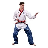 Taekwondo Poomsae dobok POOM, muški - bijeli 180