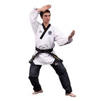 Taekwondo Poomsae dobok DAN, muški - bijeli 190