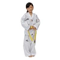 Taekwondo dobok WTF Basic Kid - bijeli 150