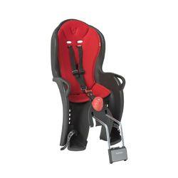 Stražnja sjedalica Hamax Sleepy crno-crvena
