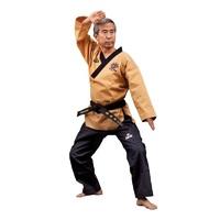 Taekwondo Poomsae dobok High Dan, muški - smeđi 160