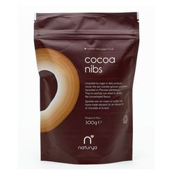 Naturya kakao drobljena zrna