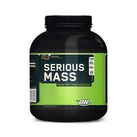 ON Serious Mass 2,7kg vanilija