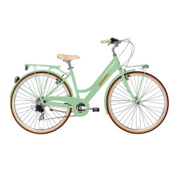"Adriatica City Retro lady 28"" zeleni"