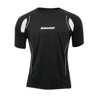 Babolat T-Shirt Club Boy majica crna