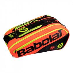 Babolat Pure Aero Decima RG/FO x12 torba