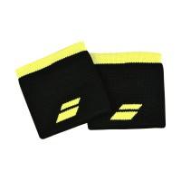 Babolat znojnici Logo crno-žuti