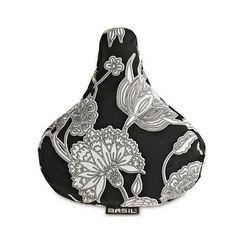 Navlaka za sjedalo Basil Botanica crna