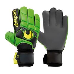 Uhlsport vratarske rukavice Fangmaschine Soft Graphit