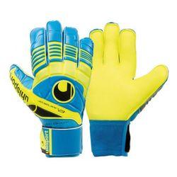Uhlsport vratarske rukavice Eliminator Soft plavo-žute