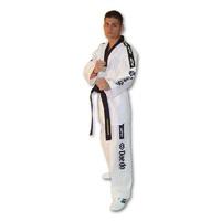 Taekwondo dobok Master WTF - bijeli 150