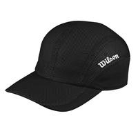 Wilson Tour Cap Black