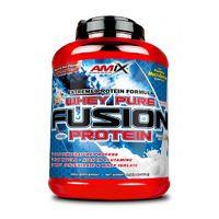 AMIX Whey Pure Fusion 1kg vanilija