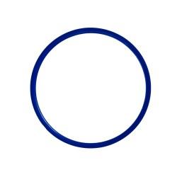 Obruč flat 50cm plavi