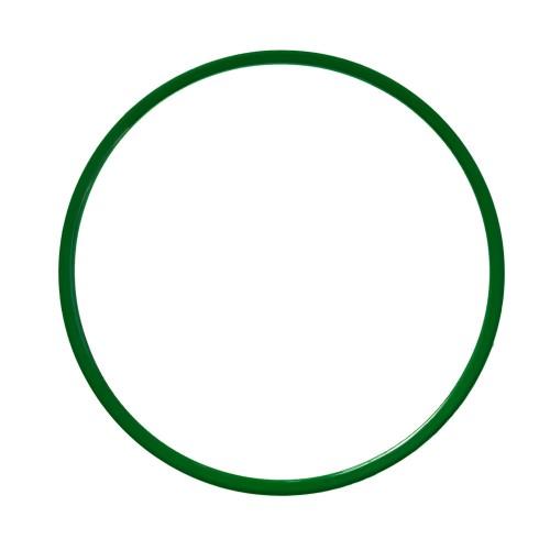 Obruč flat 60cm zeleni