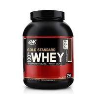 ON 100% Whey Gold Standard 2,27kg karamela