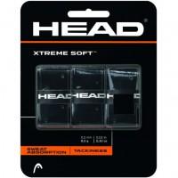 Head Xtreme Soft grip crni