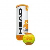 HEAD loptice za tenis T.I.P. 3/1 orange