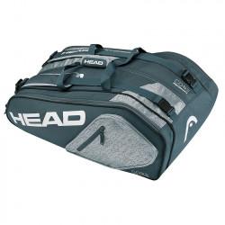 Head Core 9R Supercombi antracit/siva