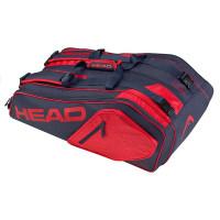 Head Core 9R Supercombi tamnoplavo/crvena
