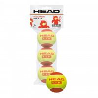 Head T.I.P. Red x3