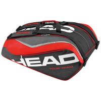 Head Tour Team 12R Monstercombi crno/crvena