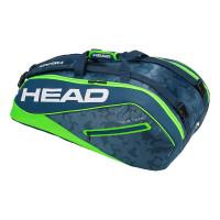 Head Tour Team 9R Supercombi tamnoplava/zelena