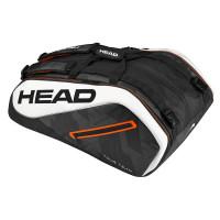 Head Tour Team Monstercombi 12R crno-bijela