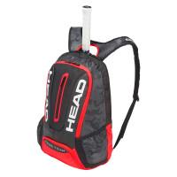 Head Tour Team ruksak crno/crveni