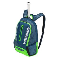 Head Tour Team ruksak tamnoplavo/zeleni