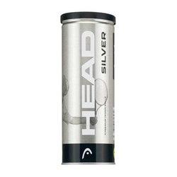 Head Silver x3