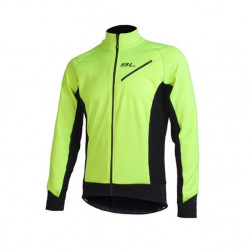 Jakna Bicycle Line FROZEN Fluo Yellow
