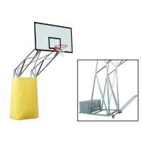Košarkaška konstrukcija, mobilna, izbočena 225 cm
