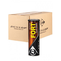 Dunlop Fort Clay Court x3 (karton 24kom)