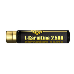 ZKonzept L-Carnitine 2500 Chromium