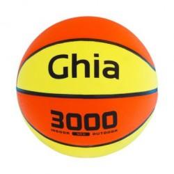 Lopta za košarku Ghia 3000 vel. 6