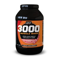QNT Muscle Mass 3000 1.3kg jagoda