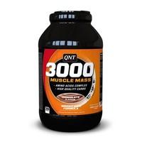 QNT Muscle Mass 3000 4.5kg čokolada