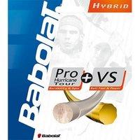 Babolat Hybrid Pro hurricane tour + VS