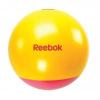 Pilates lopta Reebok žuto-roza 55cm