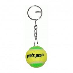 Privjesak za ključeve tenis loptica