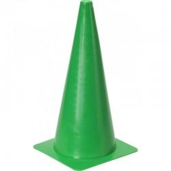 Čunj PVC 38 cm zeleni