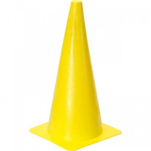 Čunj PVC 38 cm žuti
