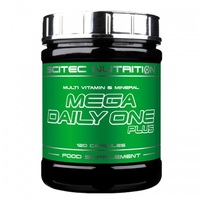 Scitec Mega Daily One Plus 120 kaps.