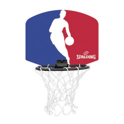 Spalding Mini zidni koš Logoman + loptica