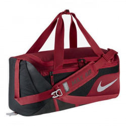 Nike Vapor Max Air Duffel M torba bordo