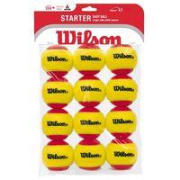 Wilson Starter Easy x12 red