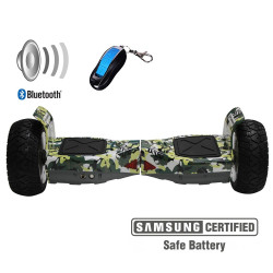 Xplorer hoverboard Warrior camuflage 8