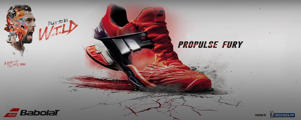 Babolat Propulse Fury! Novo u ponudi!