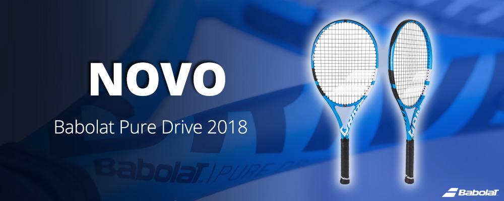 Novi Babolat Pure Drive 2018!